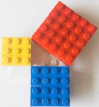 pythagorean theorem triples list