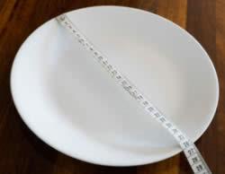 plate diameter